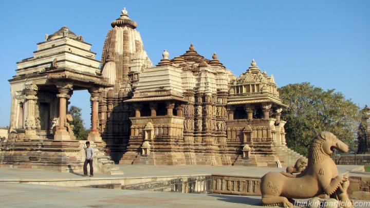 Khajuraho Temple History