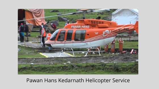 Pawan Hans Kedarnath Helicopter Service