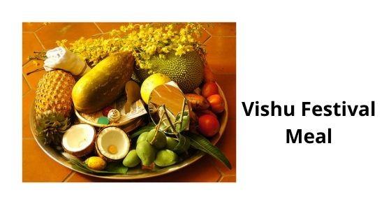 Vishu is famous festival of Kerala culture