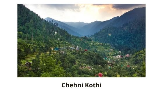 chehni kothi Jibhi Himachal Pradesh