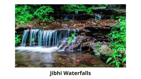 jibhi waterfalls Jibhi Himachal Pradesh