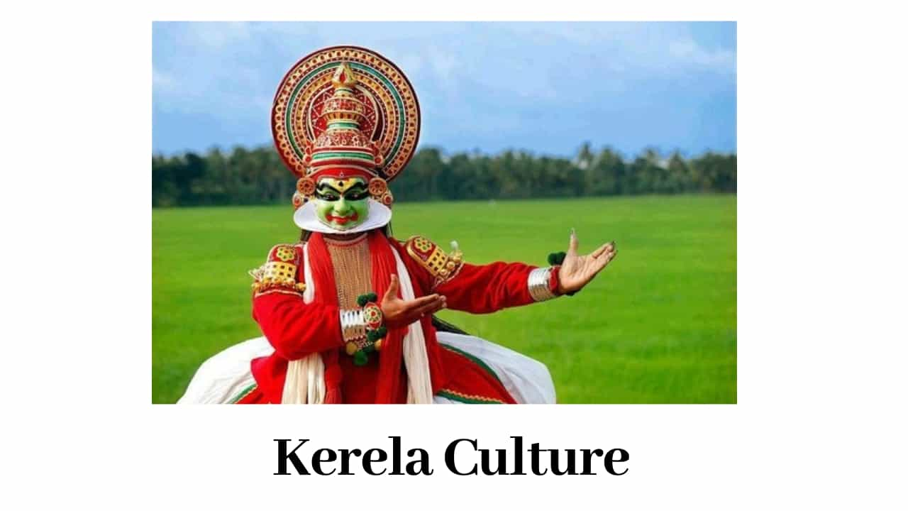kathakali is famous dance form of kerala culture