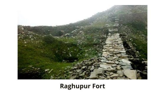 raghupur fort Jibhi Himachal Pradesh