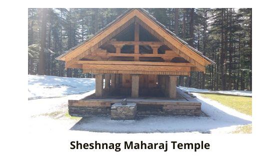 sheshnag temple Jibhi Himachal Pradesh