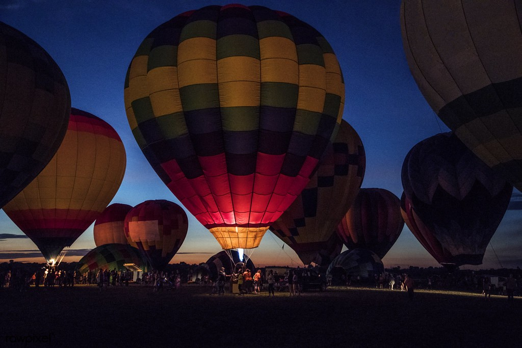 hot air balloon rides prices