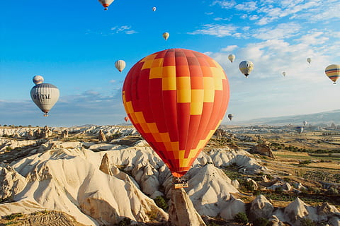 best hot air balloon rides near me