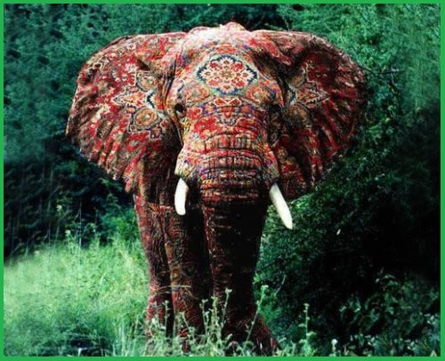 Elephants are widely worshiped across the country