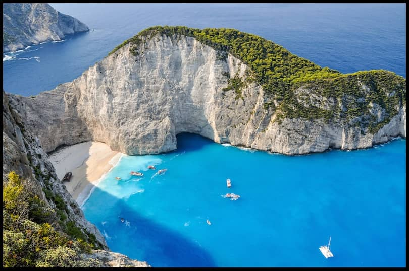 Most 10 Beautiful Beaches In The World