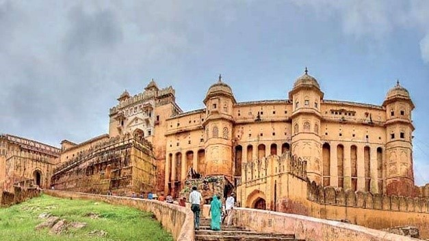 Jaipur City world heritage sites in maharashtra india