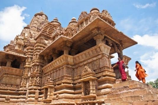 Khajuraho Temple sun temple world heritage sites in maharashtra india