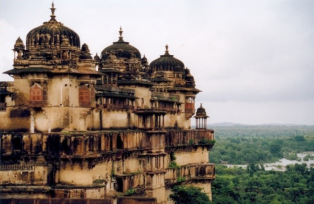 Orchha Madhya Pradesh world heritage sites in maharashtra india