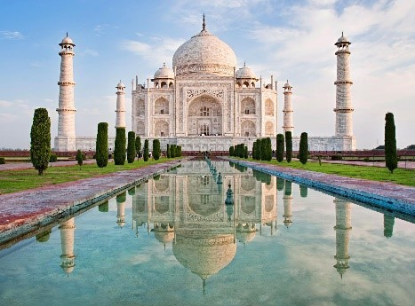 Taj Mahal world heritage sites in maharashtra india