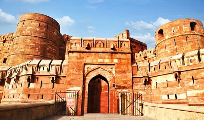 agra_fort world heritage sites in maharashtra india
