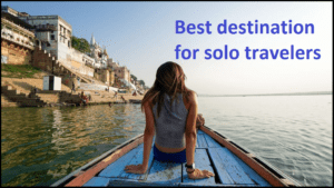 best destination for solo travelers in india