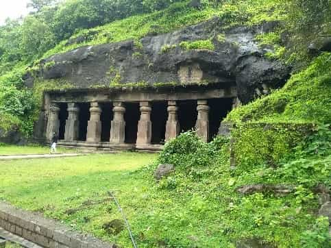 elephanta_caves world heritage sites in maharashtra india