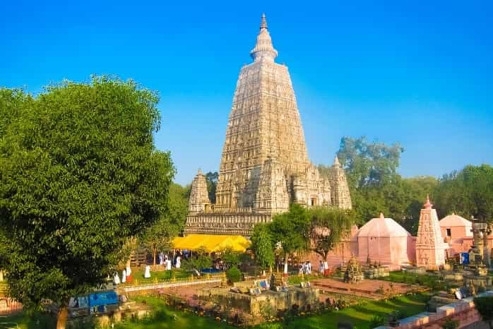 mahabodhi_temple world heritage sites in maharashtra india