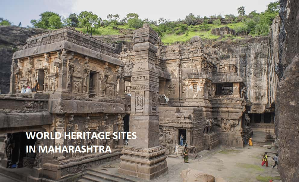 world heritage sites in maharashtra