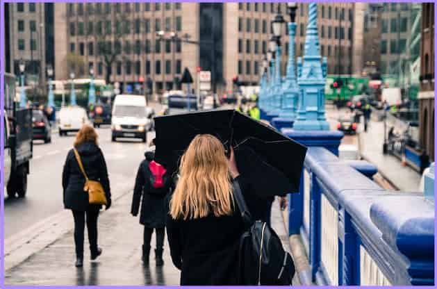 Walking and Possible Routes TFL journey planner