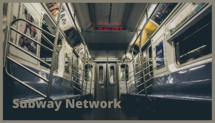 Subway Network in Smallest City in the World